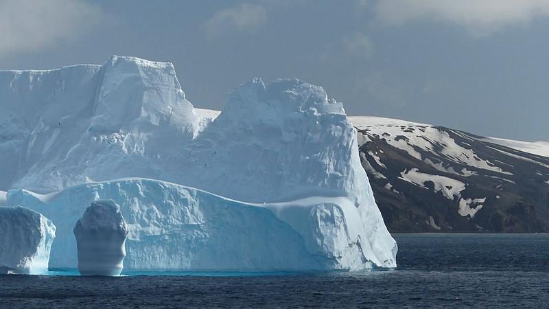 A kilometer of ice