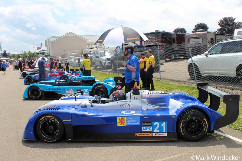 MPC  Stuart Rettie ODU Motorsports
