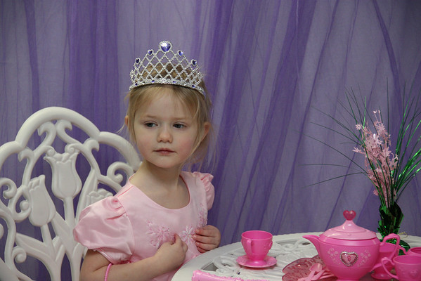 Princess/TeaParty/Diva