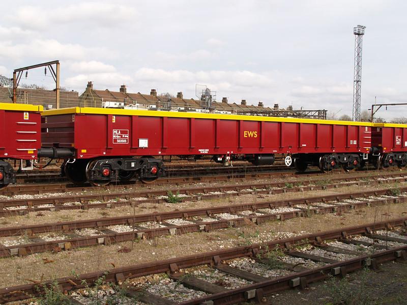 MLA 503505 Willesden Euroterminal 25/02/08