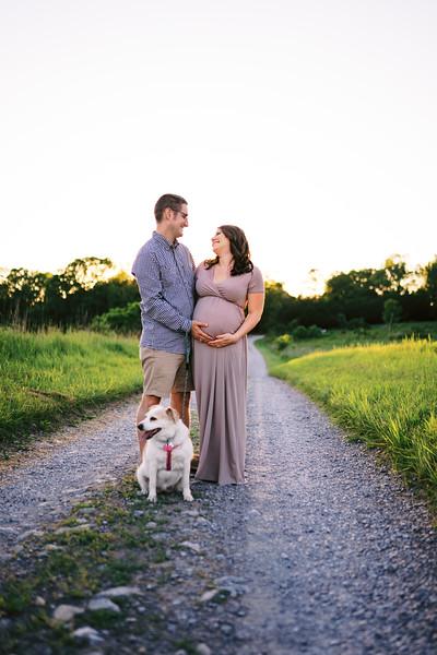 Tyler & Rachel & Baby