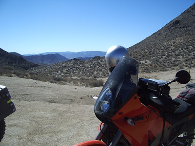 Death Valley Rally, February 16 - 18, 2008
