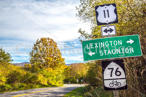 US Bicycle Route 76  -  Virginia (in progress)