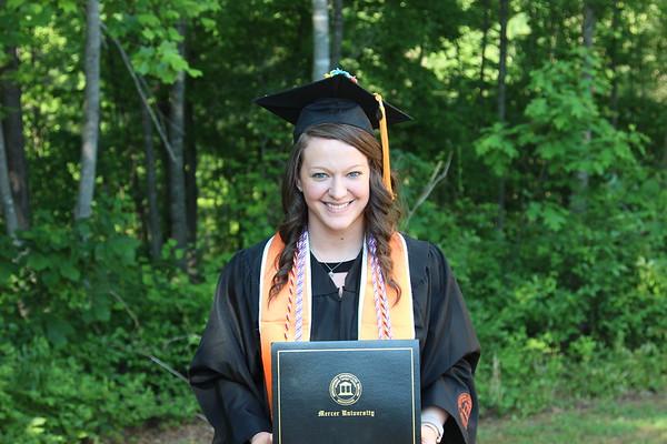 Kristens Nursing Graduation