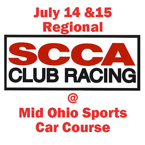 2018 July Regional at Mid Ohio Sports Car Course