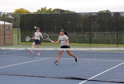 MS girls' tennis