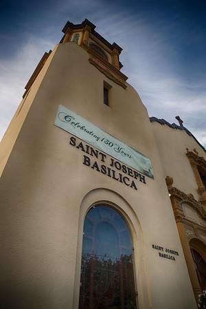 Venue  - St. Joseph Basilica