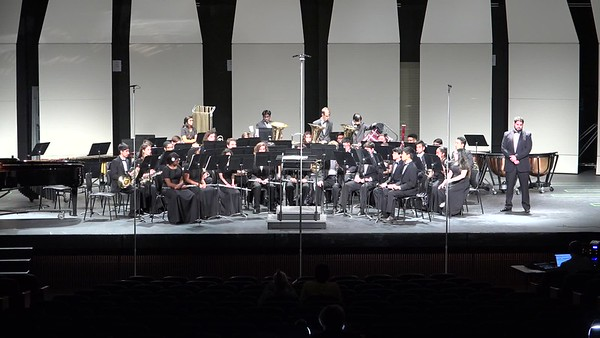 UIL Concert Band 4/20/2017