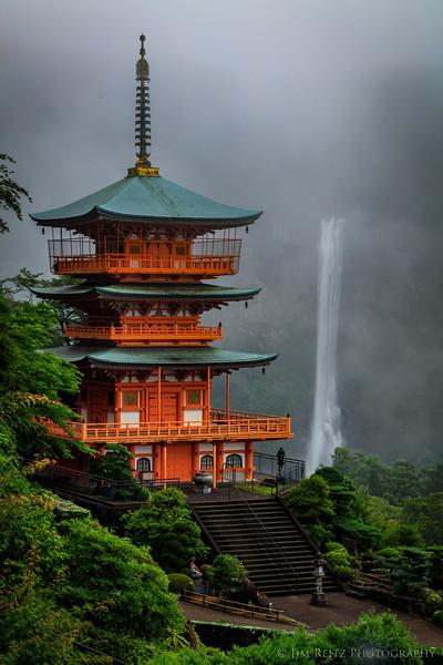 Misty Pagoda