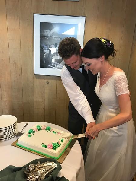 Melissa and Nick Wedding