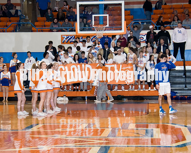 2017 Marshall County Boys Basketball vs Cairo