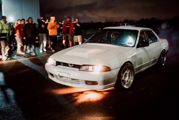 Findley's car exhib