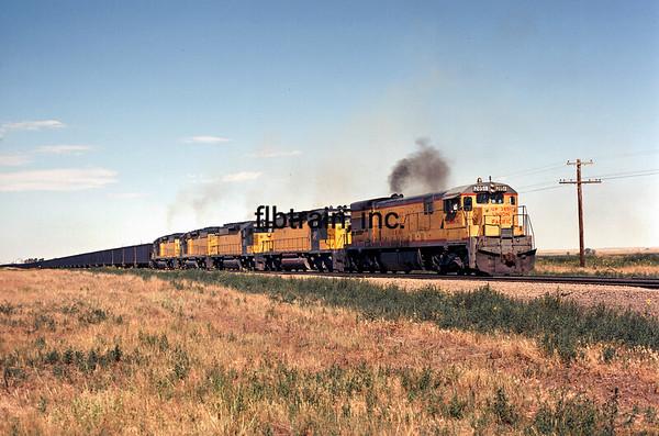 Union Pacific 1974 - 1992
