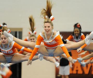Cheerleading Championships Region 2-AAAA