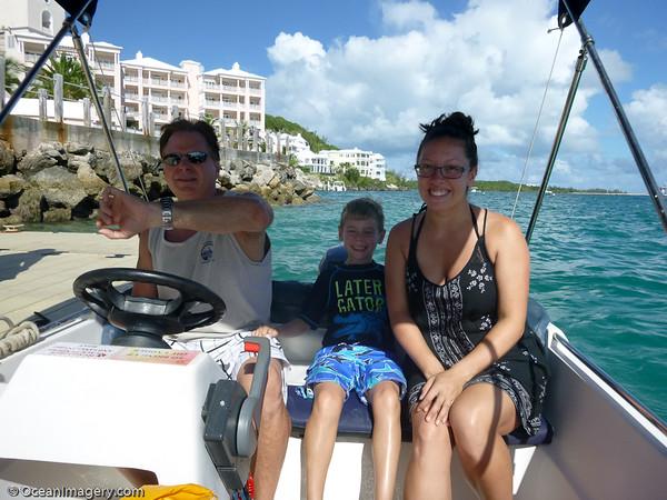 20160828 Bermuda, HS. - Snorkeling At Castle Island