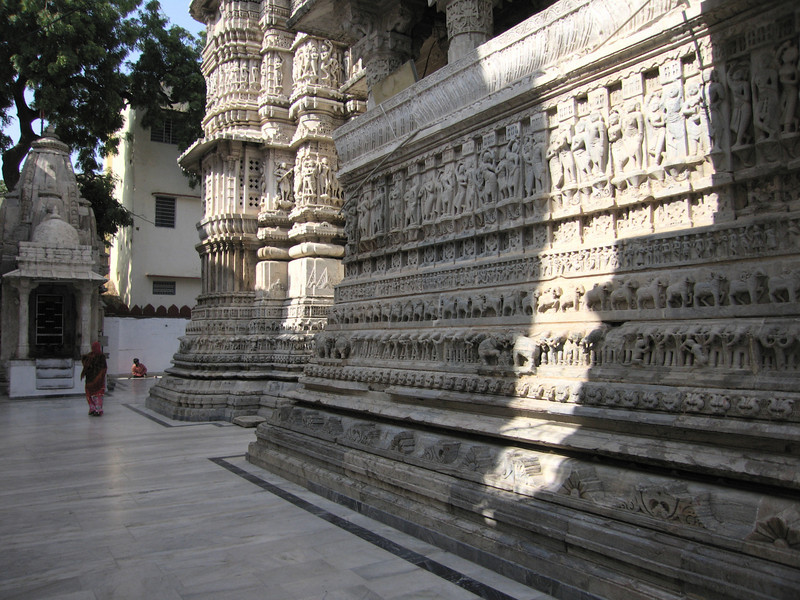 Jagdish hindu tempel Udaipur