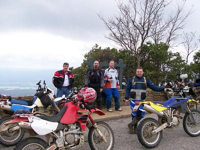 Ozark Fall Color Ride 2007