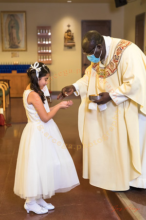 2020-09-12 HF 1st Holy Communion