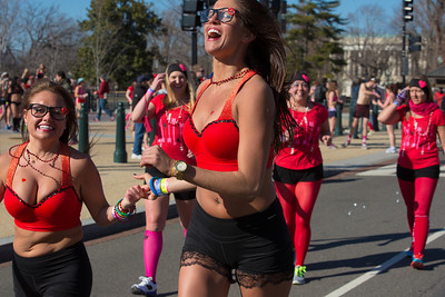Cupid's Undie Run DC (2013)