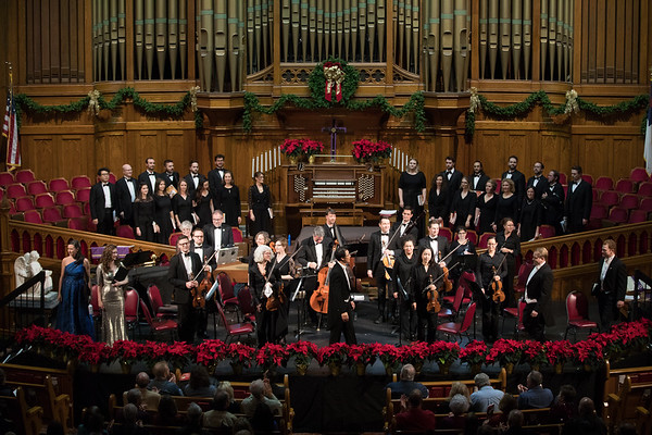 Colorado Bach Ensemble - Handel's Messiah - 12-14-2019