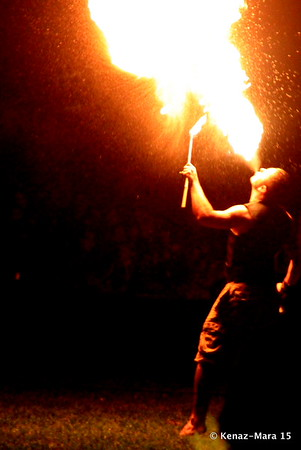 Full Moon Fire Jam Super Blood Moon Eclipse 9/2015