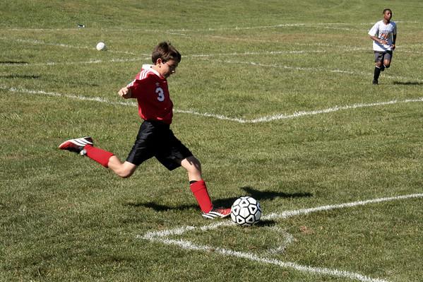 MS Boys Soccer 2007-08