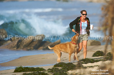 The beach scene, Connie, 09.07.09