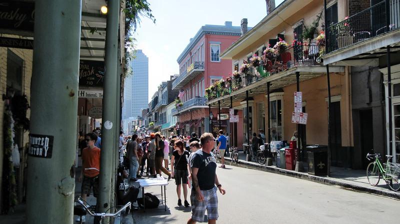 Nashville to New Orleans