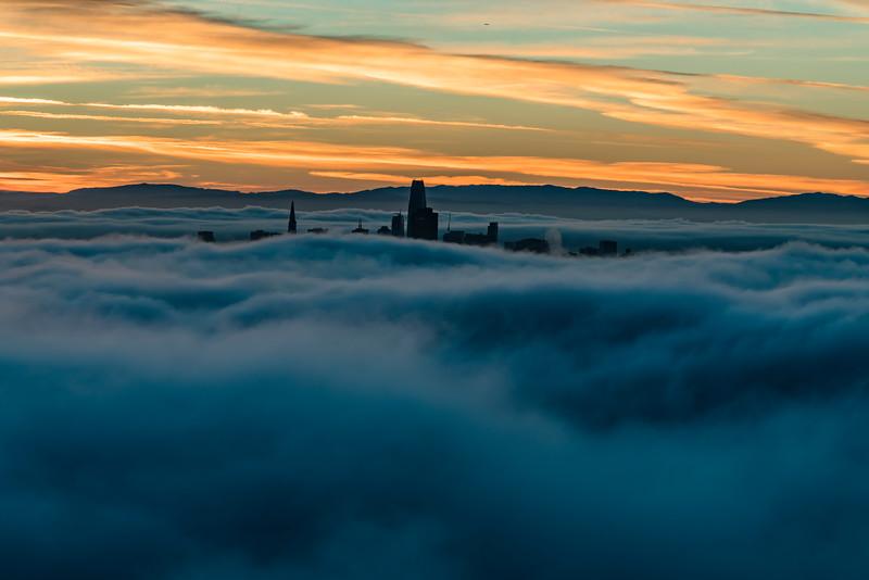 City at Sunrise (1 of 1).jpg