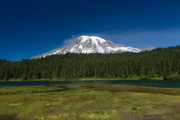 Mount Rainier, July 2015