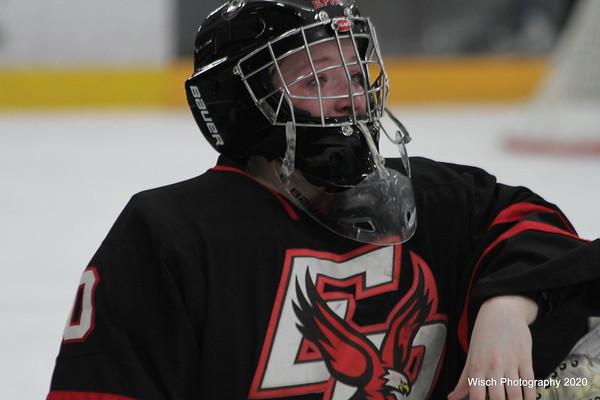 Eden Prairie v Minnetonka Girls HS Hockey Sectionals 2020