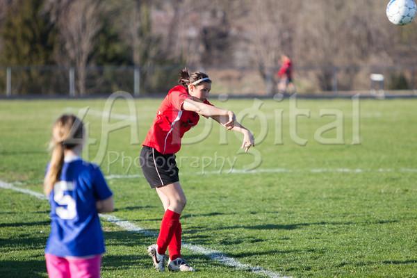 2011 NP Girls Soccer - Bondurant, PCM, Gilbert