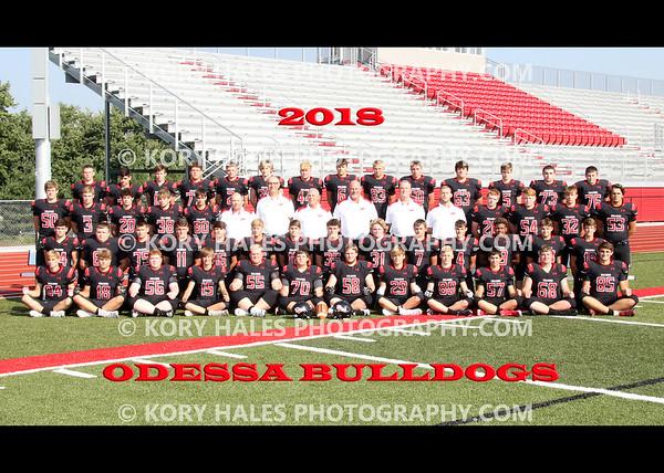 2018 OHS Football