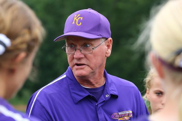 Softball State Championship vs. Unionville - KCHS - 6/13/15