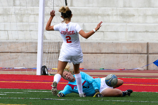 Judge Girl's Soccer vs Woods Cross 10-3-2013