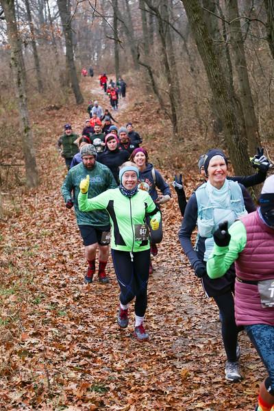 Trail Challenge November 2019