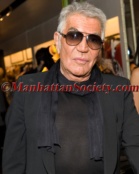 ROBERTO CAVALLI CELEBRATES NEWLY RE-OPENED MADISON AVENUE BOUTIQUE WITH A KICK OFF PARTY FOR CASITA MARIA