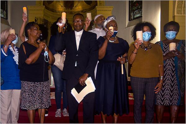 Vigil For Haiti