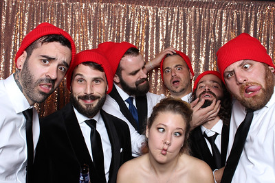 2017-10-07 Sage and Sean's Photo Booth Pics