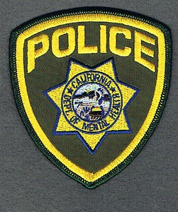California Dept of Mental Health Police