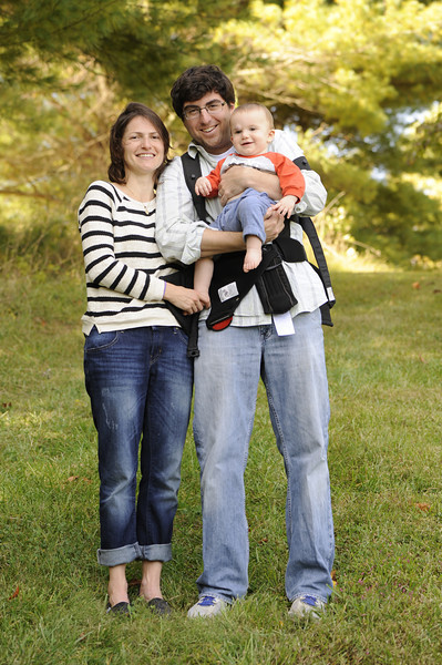 Dan, Julie, and AJ Kahn