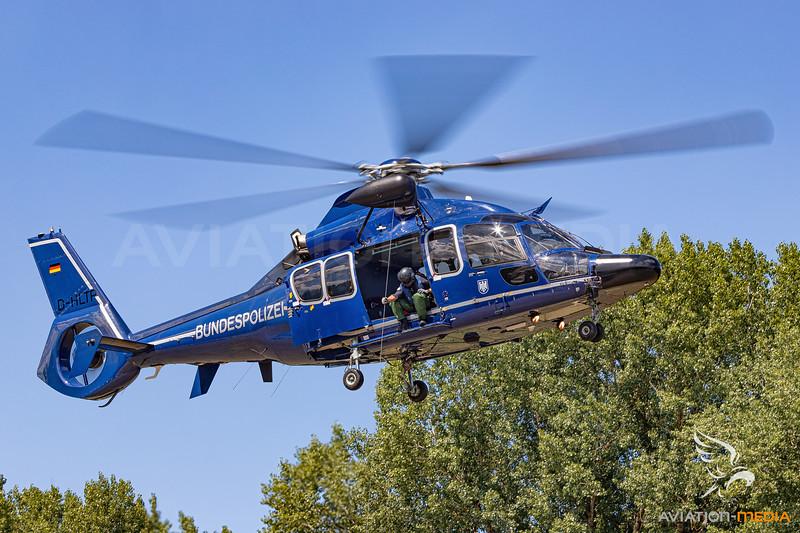 Bundespolizei / Eurocopter EC155 / D-HLTP