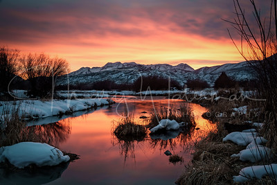 Heber Valley Sunrises and Sunsets