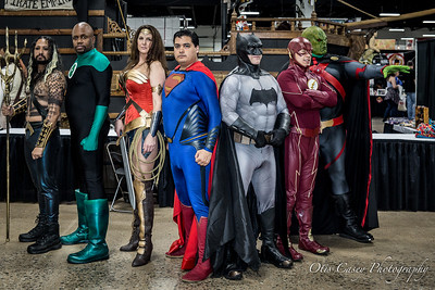 Great Philadelphia Comic Con 2016 DC Gallery