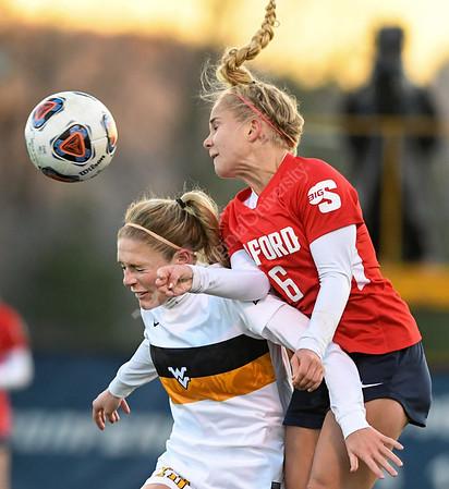 35086 Women's Soccer vs Radford November 2018