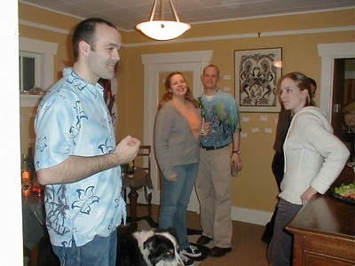 Another Camosun Party (2003?)