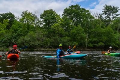 CCKC Lehigh River Upper and Lower Intermediate Trip June 2021
