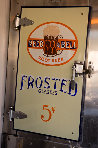Old Style Root Beer Sign