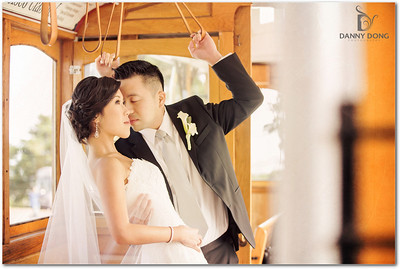 David & Lisa Wedding