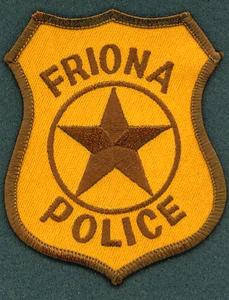 Friona Police